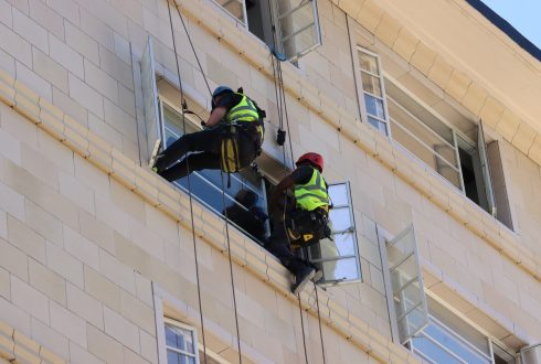 Hotel Window Replacement – London
