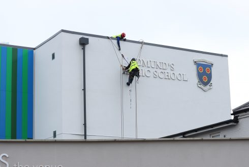 Portsmouth Sign Installation