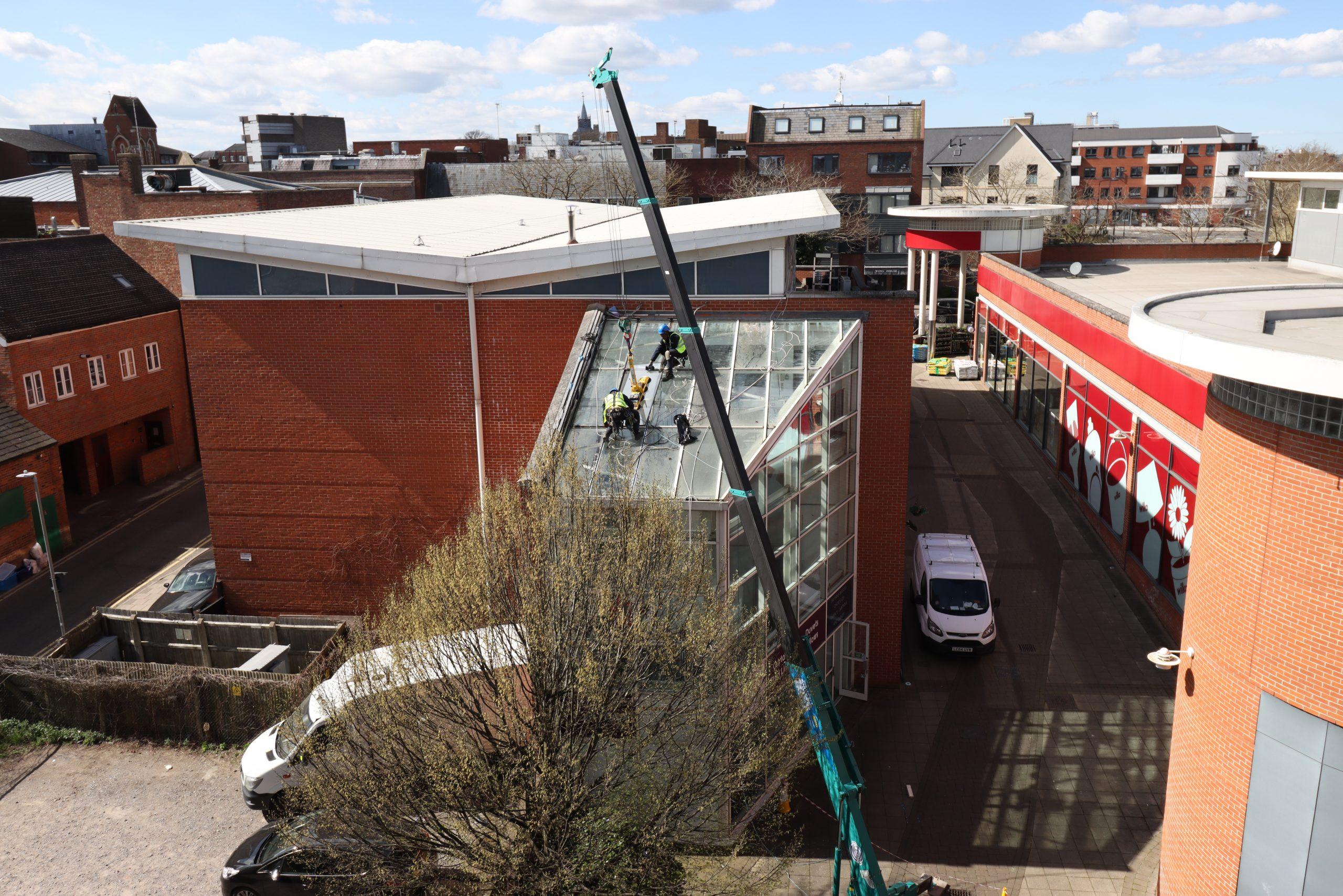 Glazing Refurbishment – Aylesbury
