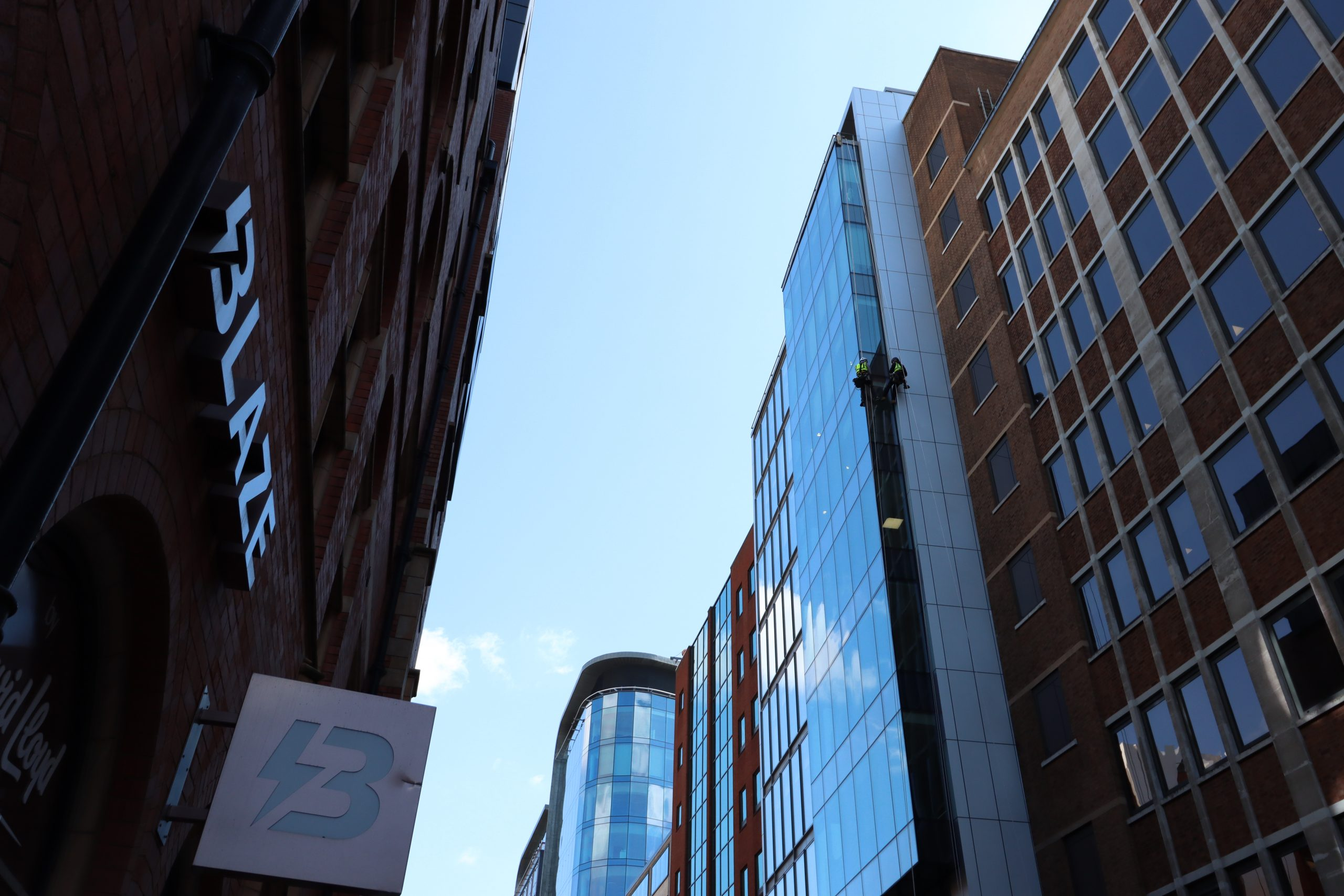 High Level Glass Replacement – Birmingham